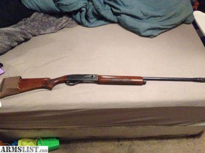 For Sale/Trade: Remington 11-48 16 GA WEAVER choke