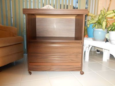 Wooden Cabinet  -  Need to sell SOON!