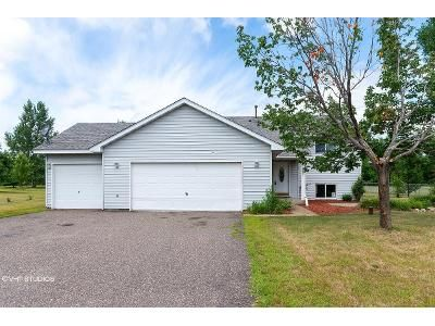 4 Bed 2 Bath Foreclosure Property in Saint Francis, MN 55070 - 236th Ln NW