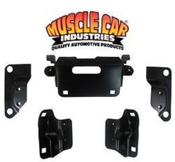 Sell 67-68 FIREBIRD REAR BUMPER BRACKET SET, NEW! motorcycle in Richmond, Kentucky, United States, for US $144.95