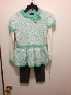 NEW 2 Piece Outfit Size 6 $15.00