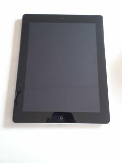Lightly used fourth Gen iPad with charger