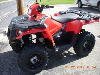 2019 Polaris Sportsman 450 H.O. ATV Utility Clyman, WI