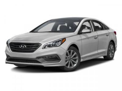 2016 Hyundai Sonata Limited 2.0T (Shale Gray Metallic)