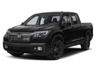 2019 Honda Ridgeline Black Edition (Black)
