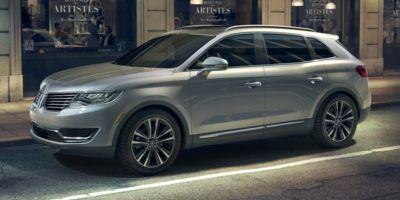 2018 Lincoln MKX Reserve FWD (White Platinum Metallic Tri-Coat)