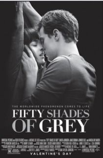 Fifty Shades of Grey E.L. James (paperback)