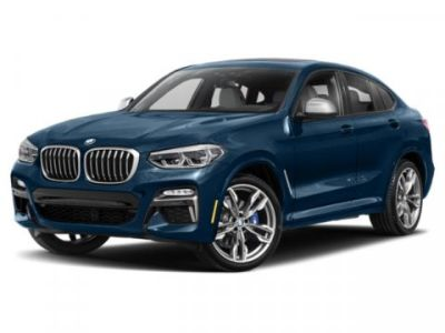 2019 BMW X4 M40i (WHITE-S)