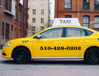 Best Taxi Service in Orinda California