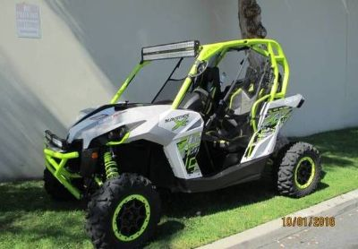 2015 CAN-AM Maverick-Turbo-Xp