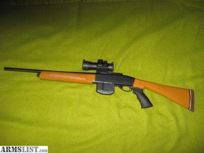 For Sale/Trade: remington 742-carbine-30-06