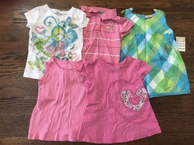 3t Girls Spring/Summer Clothes