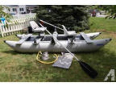 Sea Eagle Foldcat 375fc - Inflatable -