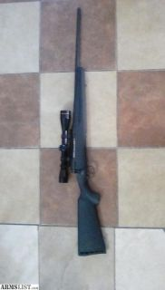 For Sale: Savage Axis in 308 Winchester