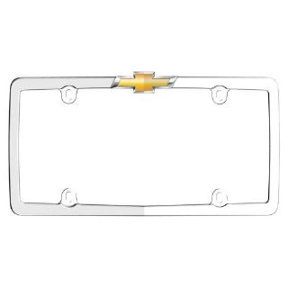 Find Cruiser 10437 License Plate Frame Chevy Bowtie Logo Chrome motorcycle in Suitland, Maryland, US, for US $20.83