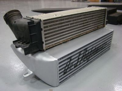 """Purchase On 3 Performance BMW N54 / N55 7"""" Intercooler Kit 2009 09 135i 335i 335xi motorcycle in Westerville, Ohio, United States, for US $389.00"""