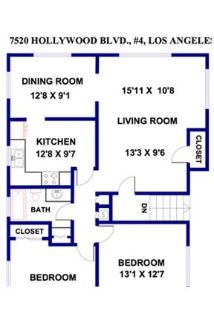 Beautiful 2 bed, 1 bath apartment foot of the. Will Consider!