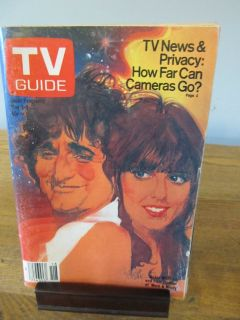 Reduced~TV Guide Mork & Mindy~May 1980