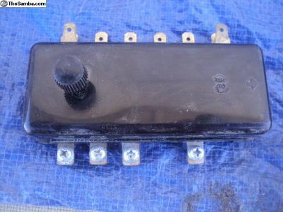 buggy fuse box #1 brand new