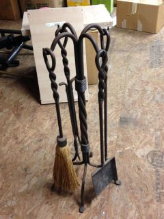 Tools - fireplace