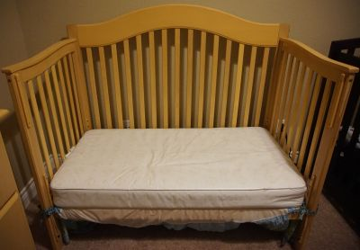 Toddler Bed and Dresser