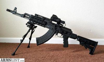 For Sale: Zastava N-Pap Serbian AK-47 (Complete Package!)