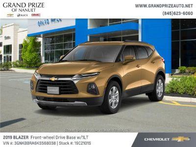 2019 Chevrolet Blazer (Sunlit Bronze Metallic)
