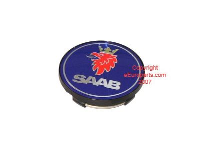 Sell NEW Genuine SAAB Wheel Center Cap 0284695 motorcycle in Windsor, Connecticut, US, for US $17.90