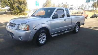 Used 2001 Nissan Frontier King Cab for sale