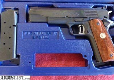 For Sale: Colt 45acp Gold Cup LINB