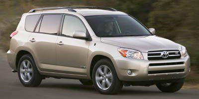 2007 Toyota RAV4 Limited (Black)