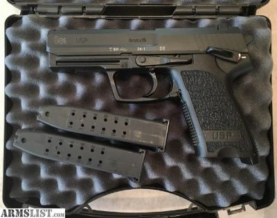 For Sale/Trade: HK USP 9mm full-size