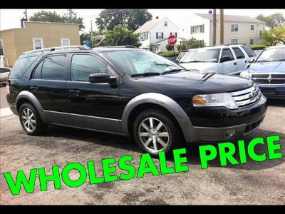 2008 Ford Taurus X SEL (Black Clearcoat)
