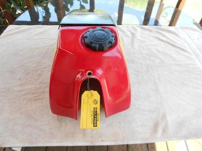 Find Bultaco Frontara gas tank , NEW TAKE OFF Model #143/152 Great condition motorcycle in Cottonwood, California, US, for US $200.00