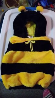 24 months bumblebee costume