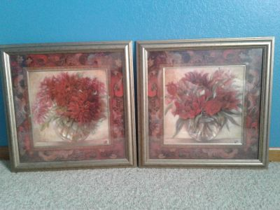 Two beautiful pictures ~ $20