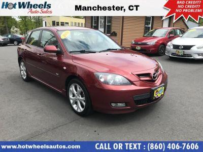 2009 Mazda Mazda3 s Grand Touring (Copper Red Mica)