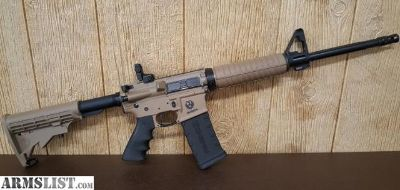 Want To Buy: Ruger ar556