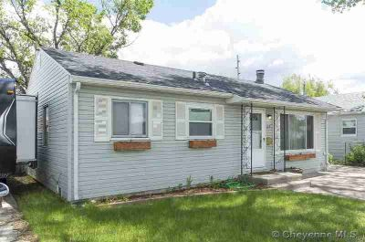 129 Kay Ave CHEYENNE Three BR, Great ranch style home with