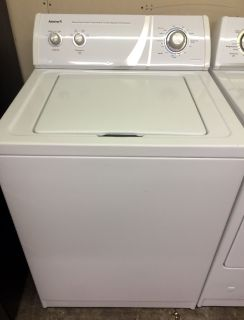 Admiral Washer in White