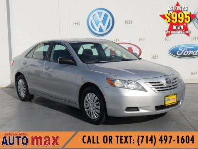 2007 Toyota Camry CE (SILVER)