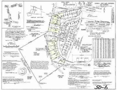 Various 39th St SW Circle Hickory, 10 affordable lots