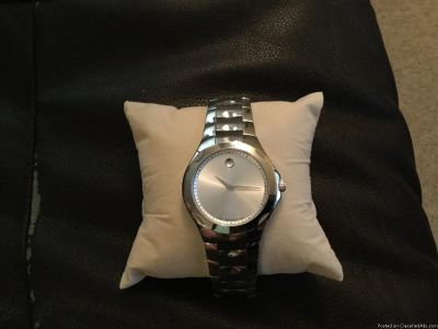 Men s movado watches