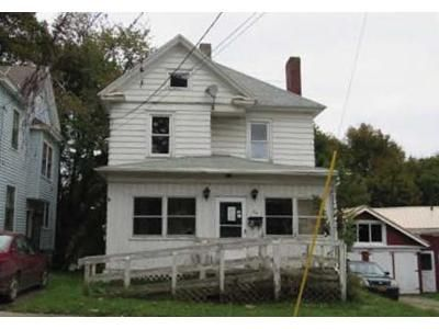 3 Bed 1.5 Bath Foreclosure Property in Jamestown, NY 14701 - Mckinley Ave