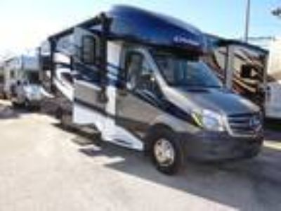 2016 Thor Motor Coach Citation Sprinter 24SR Double Slide