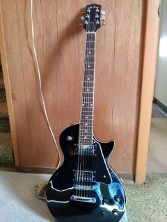 Electric  Guitar With Hardshell Case