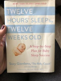 12 Hours Sleep - Awesome book - Free with any purchase!