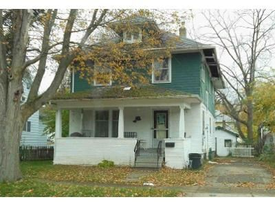 3 Bed 2 Bath Foreclosure Property in Jackson, MI 49203 - 4th St