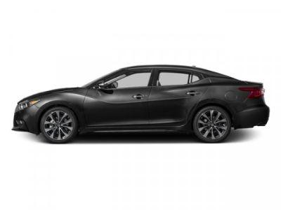 2017 Nissan Maxima SR (Super Black)