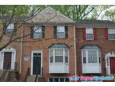 3bd/ Four BA Townhouse with Garage in Bowie, MD